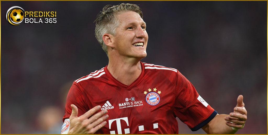 Profil Bastian Schweinsteiger, Pemain Yang Tidak Mendapat Kesempatan Dari Jose Mourinho
