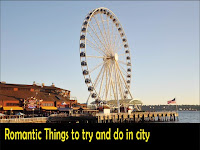 Romantic Things to try and do in city