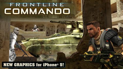 تحميل لعبة FRONTLINE COMMANDO3-0-3.apk-ipa للاندرويد والايفون والايباد والايبود تاتش مجاناً