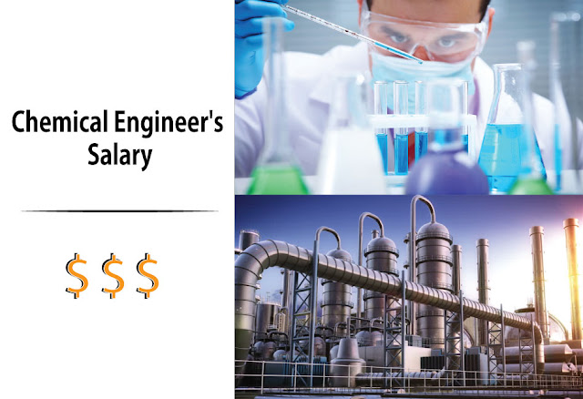 Salary of a Chemical Engineer