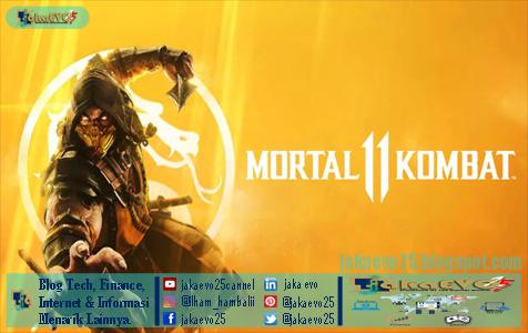 Download! APK Mod MORTAL KOMBAT 11 - JakaEvo25