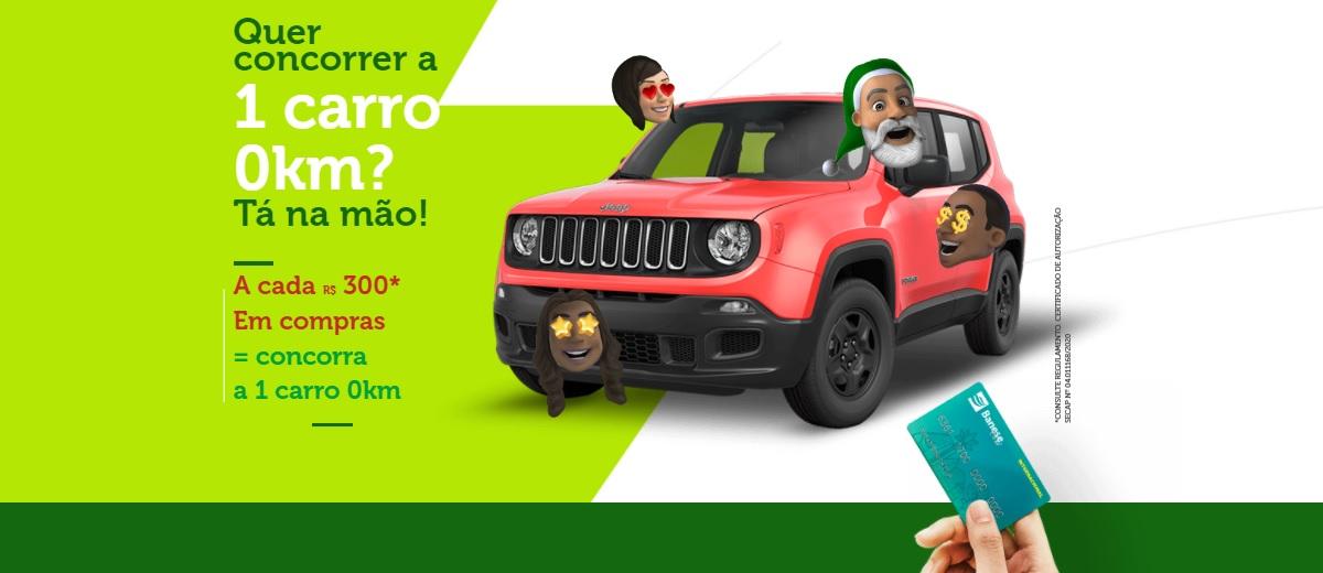 Promoção Banese Card 2021 Você Pode Carro 0KM Jeep Renegade