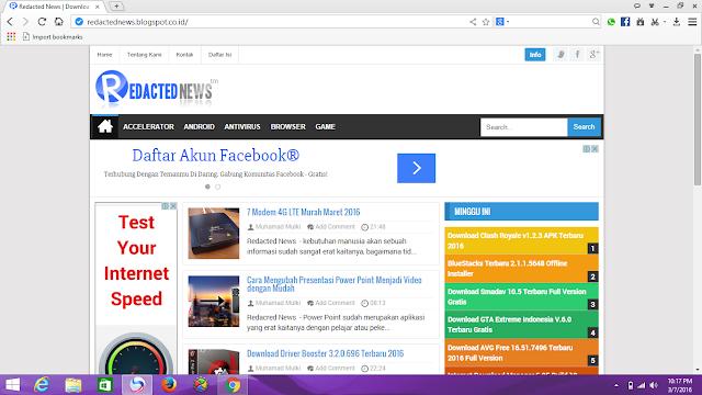 Baidu Spark Browser Free Download Offline Installer