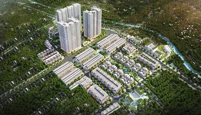 Dự án Vinhomes Dream City Văn Giang tại Hưng Yên