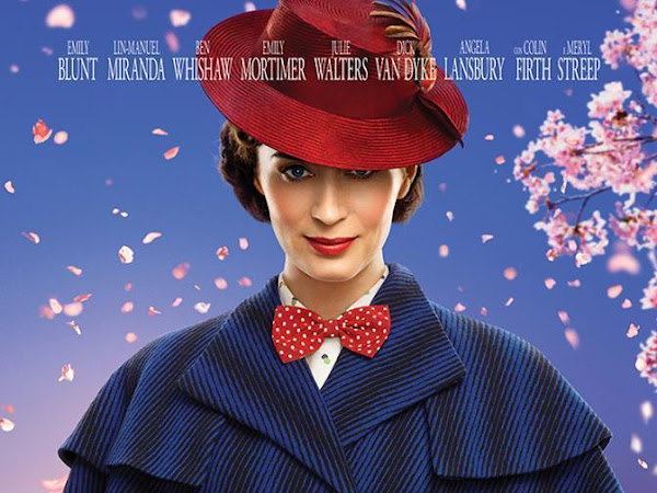 Non solo carta #5 - Il ritorno di Mary Poppins