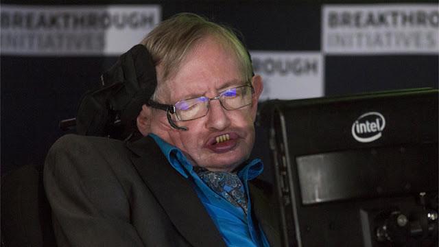 """Stephen Hawking: """"La historia de la humanidad es la historia de la estupidez"""""""