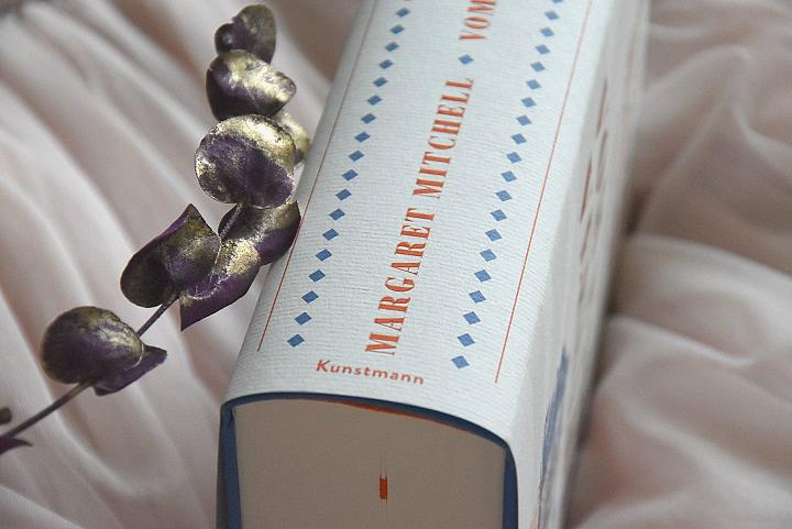 Buchrücken-von-Vom-Wind-Verweht-Margaret-Mitchell