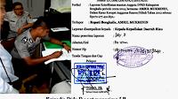 Bupati Amril Mukminin Resmi Dilaporkan ke Polda Riau Terkait Kasus Dugaan Korupsi Dana Bansos Bengkalis