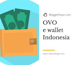 Dalam artikel ini dijelaskan cara tranfer uang ke e wallet OVO