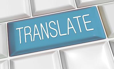 Kerja sebagai penerjemah