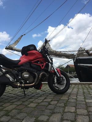 viaggio in moto in danimarca