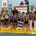 Jogos Infantis: Ginástica masculina de Jundiaí conquista ouro por equipes