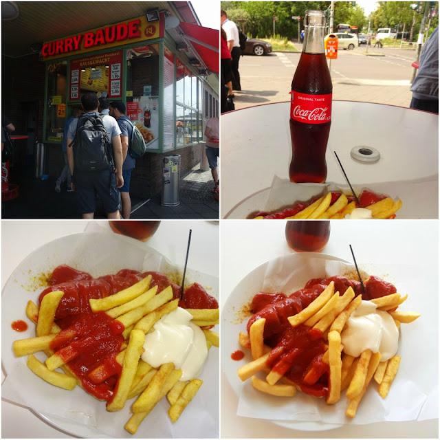 Onde comer e se divertir em Berlim - Curry Baude