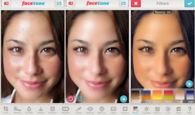 download Facetune Apk Full V1.0.16 Terbaru android