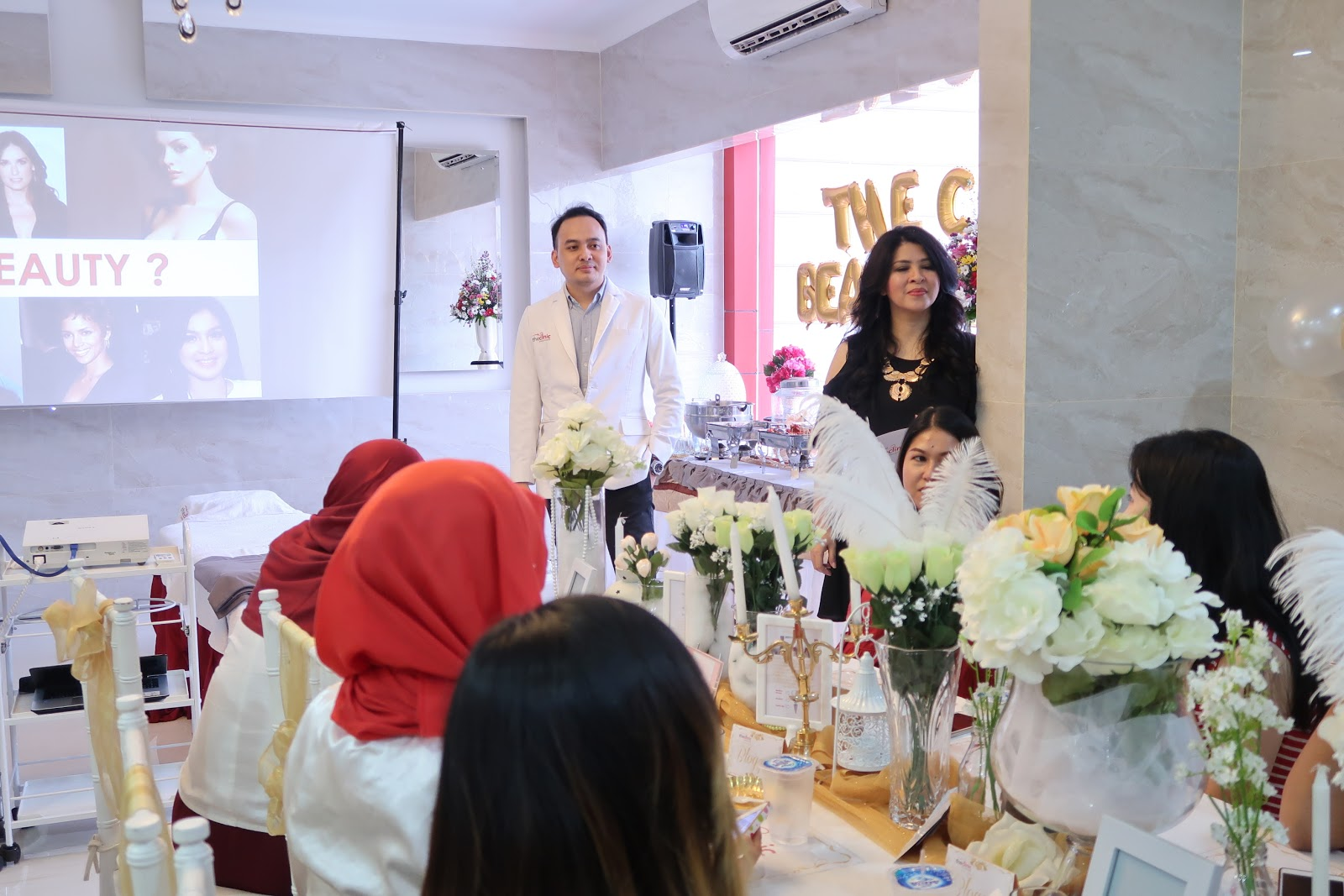 The Clinic Beautylosophy Blogger Gathering 2017
