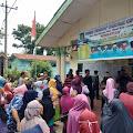 Kantor Desa Digeruduk,65 KK Warga Desa Paya Rengas Langkat Bakal Terima BLT DD