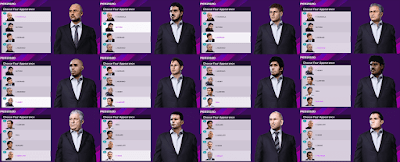 pes 2020 sp20 managers