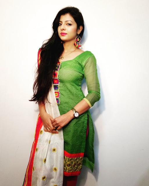 कनक काफी बिंदास और सुलझी हुई अभिनेत्री हैं