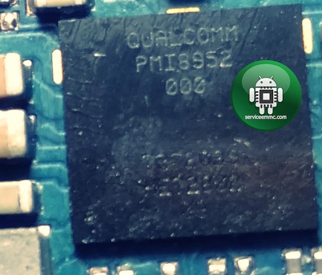 Kode Original Ic Power/Pmi Redmi Note4/Note4x Mido Qualcomm