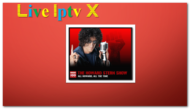 Howard Stern tv shows addon