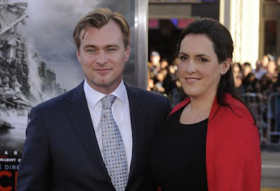CHRISTOPHER NOLAN VE EŞİ