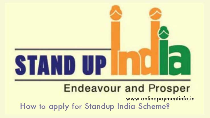 standup india scheme apply online