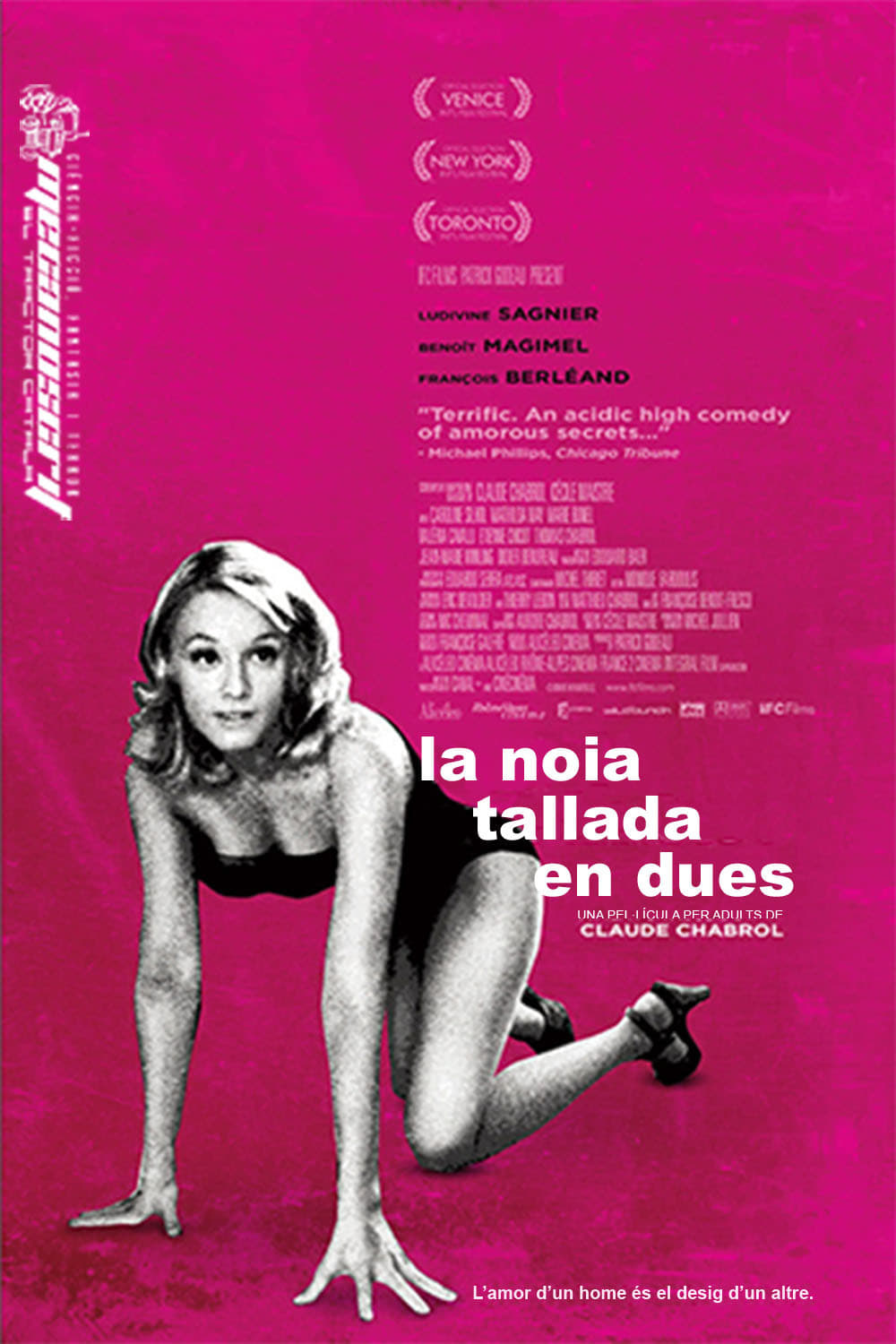 A Girl Cut in Two (2007) ταινιες online seires oipeirates greek subs