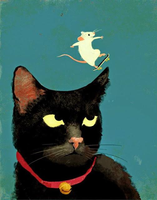 Baśnie polskie, Baśnie łużyckie, kot i mysz, Szeherezada, storytelling, Prawda, Baśnie na Warsztacie, Mateusz Świstak, baśnie 1001 nocy, Edmund Dulac,
