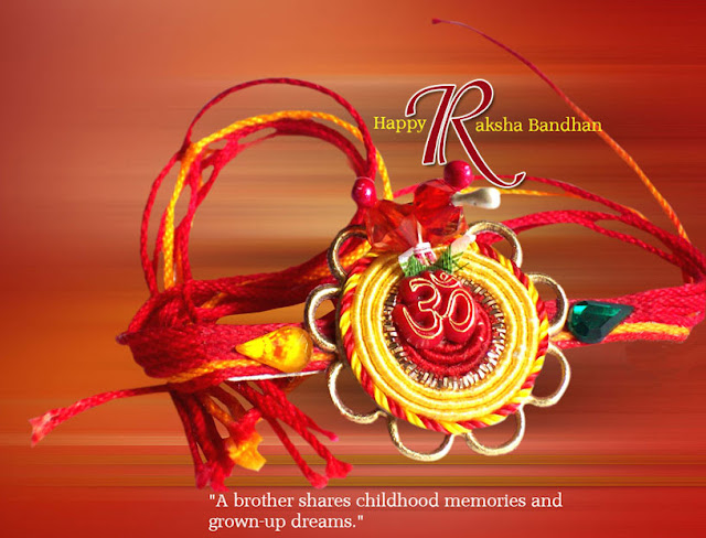 rakhi wallpaper