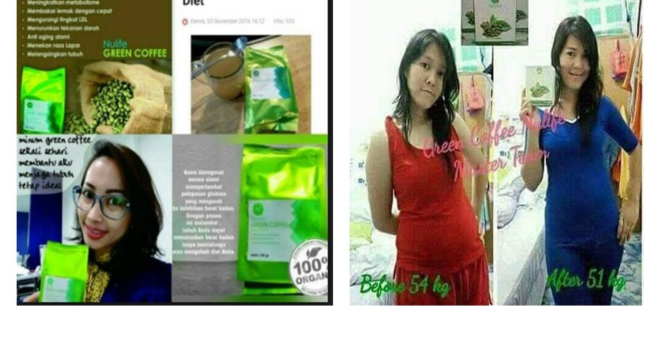 jual green coffee di magelang