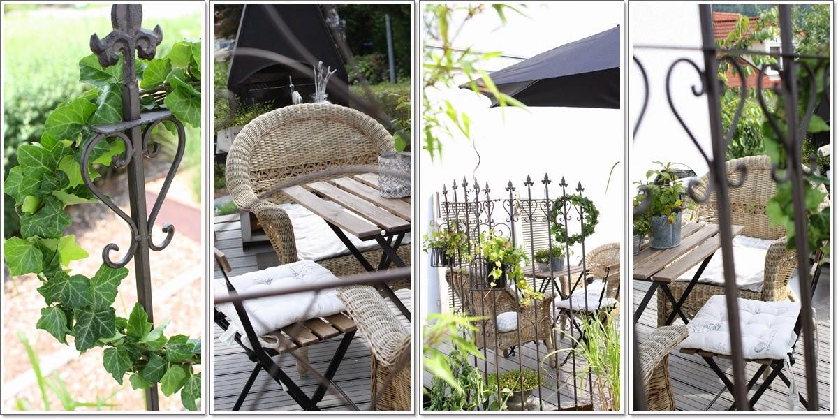 white grey home neuzugang rattansessel. Black Bedroom Furniture Sets. Home Design Ideas