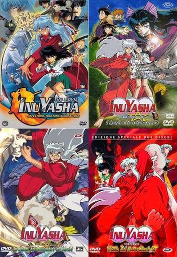 Animes y algunas otra cosas para descargar. : inuyasha.