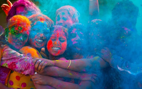 Happy Holi Images, Wallpaper and Pictures Free Download