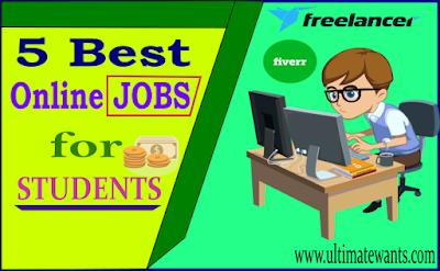 Best Online Jobs for University Students