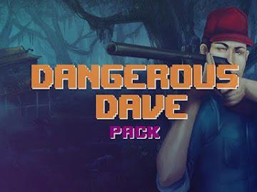Dangerous Dave Pack