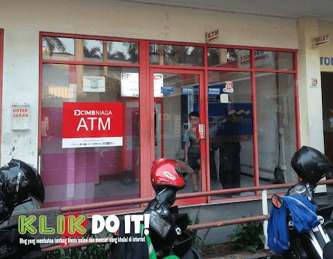 Cara Top up Ovo dari ATM Mandiri/BRI/Permata