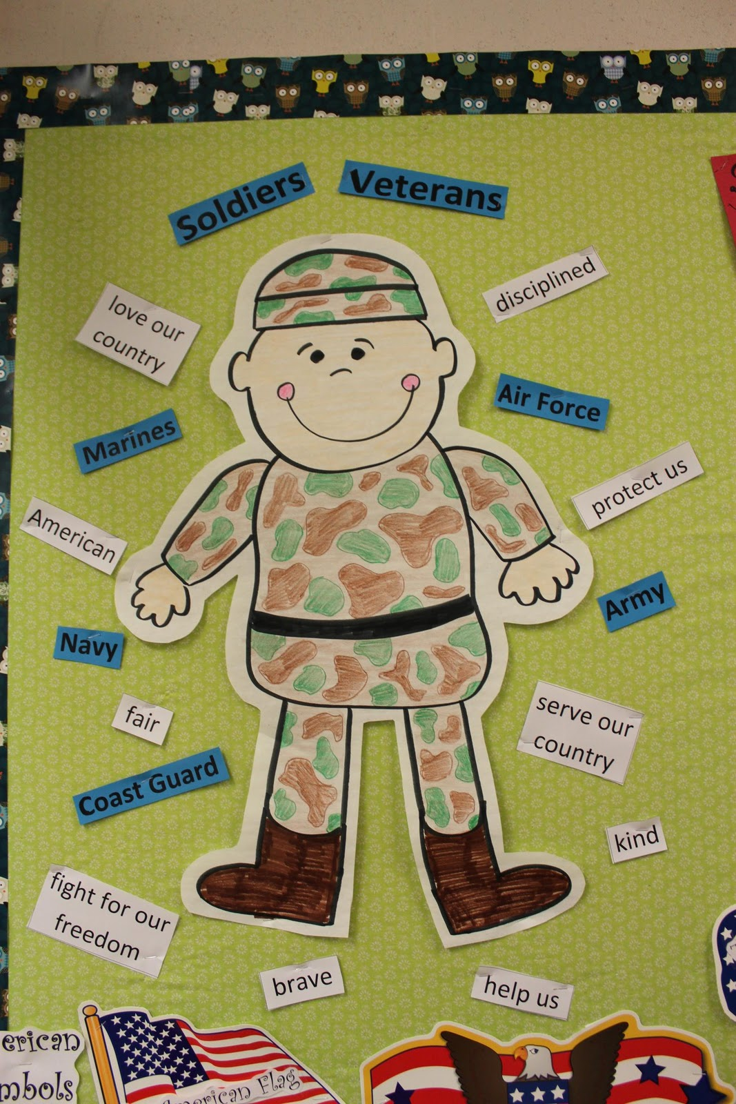 Simply Second Grade Veterans Day Amp Patriotic Week