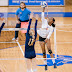 UB volleyball takes down Toledo on the road, 3-2