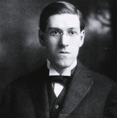 hp lovecraft, howard phillips lovecraft, literatura de terror, cthulhu, os mitos de cthulhu, escritores de terror, necronomicon