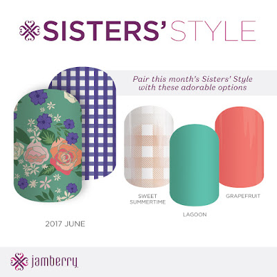 Jamberry June Sister Style Exclusive Sometime In June