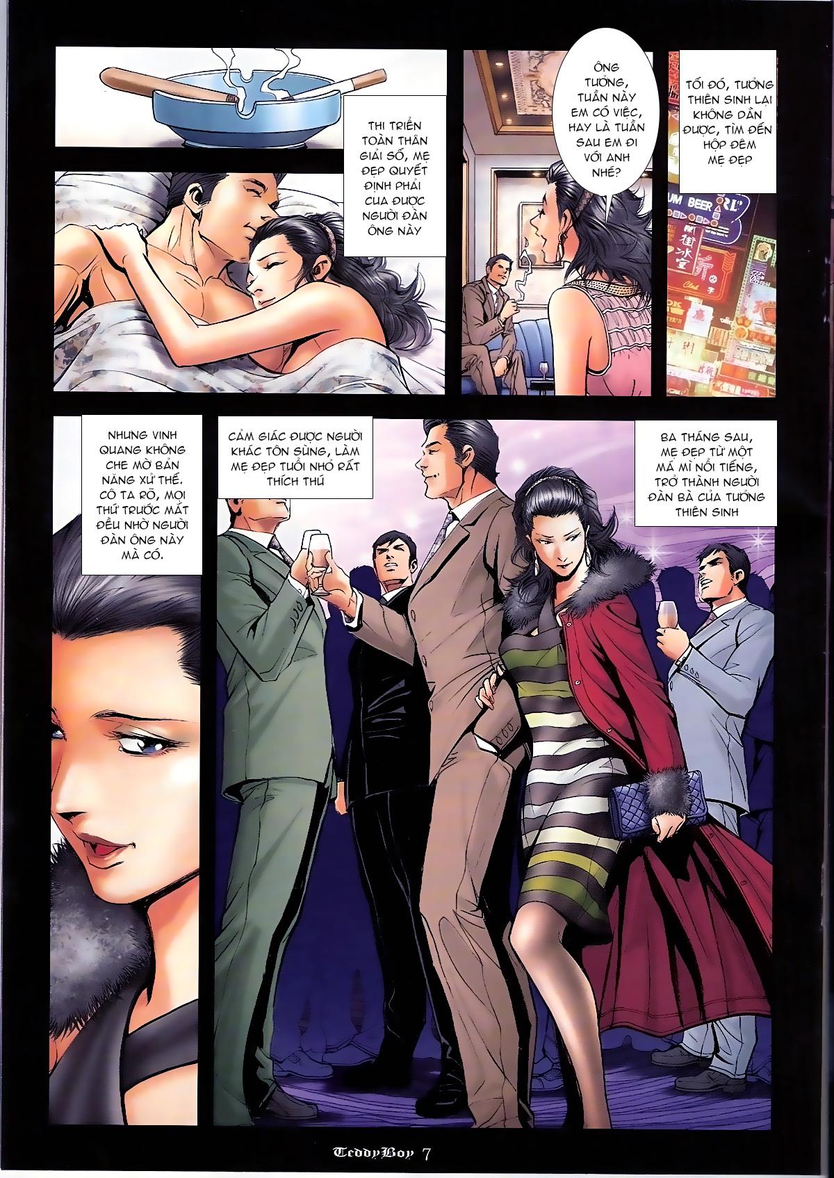 Người Trong Giang Hồ - Chapter 1262: Tưởng Thiên Sinh và Mẹ Đẹp - Pic 6