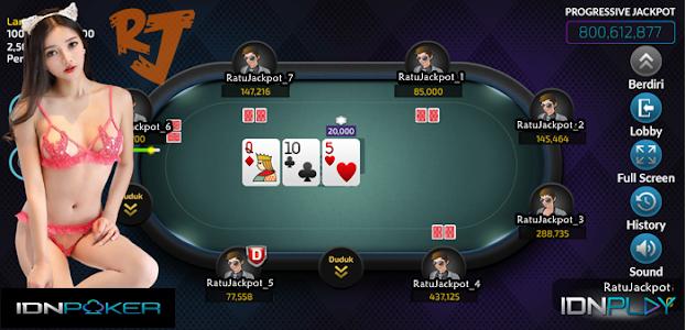 Babak Kedua Judi IDN Poker Online