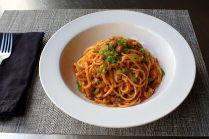 Creole Crab Noodles – Mardi Gras Fusion