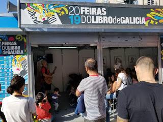 Feira do Libro de Vigo 2019