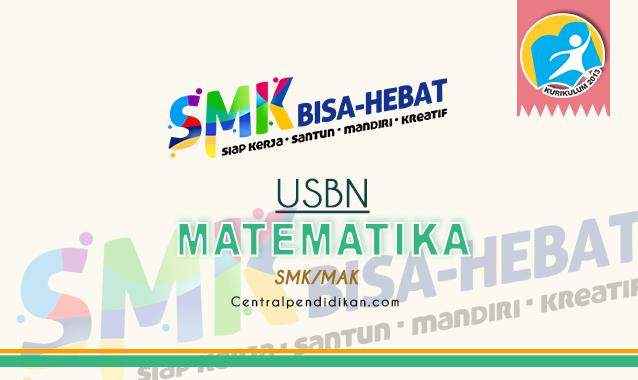 Contoh Soal USBN Matematika SMK