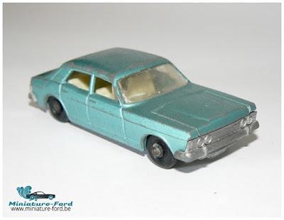 Machtbox, Ford Zodiac MK.IV
