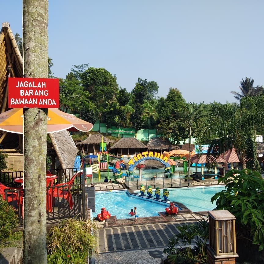 Harga Tiket Tirtania Waterpark Bogor
