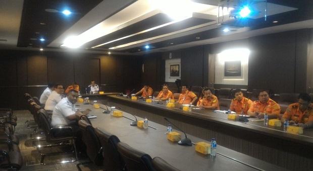 Bakamla RI Kunjungan Strategis ke Kantor BNPP