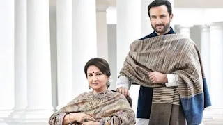 saif ali khan worried for his mother sharmila tagore