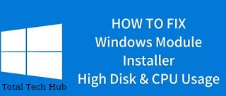 Windows Module Installer